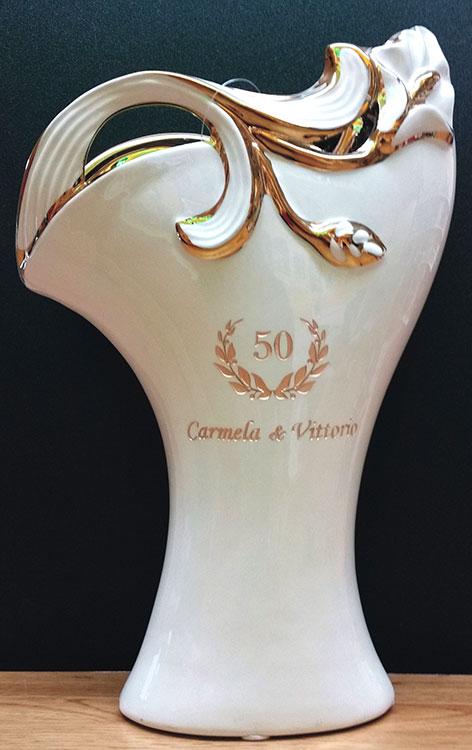 Gravure sur céramique et porcelaine